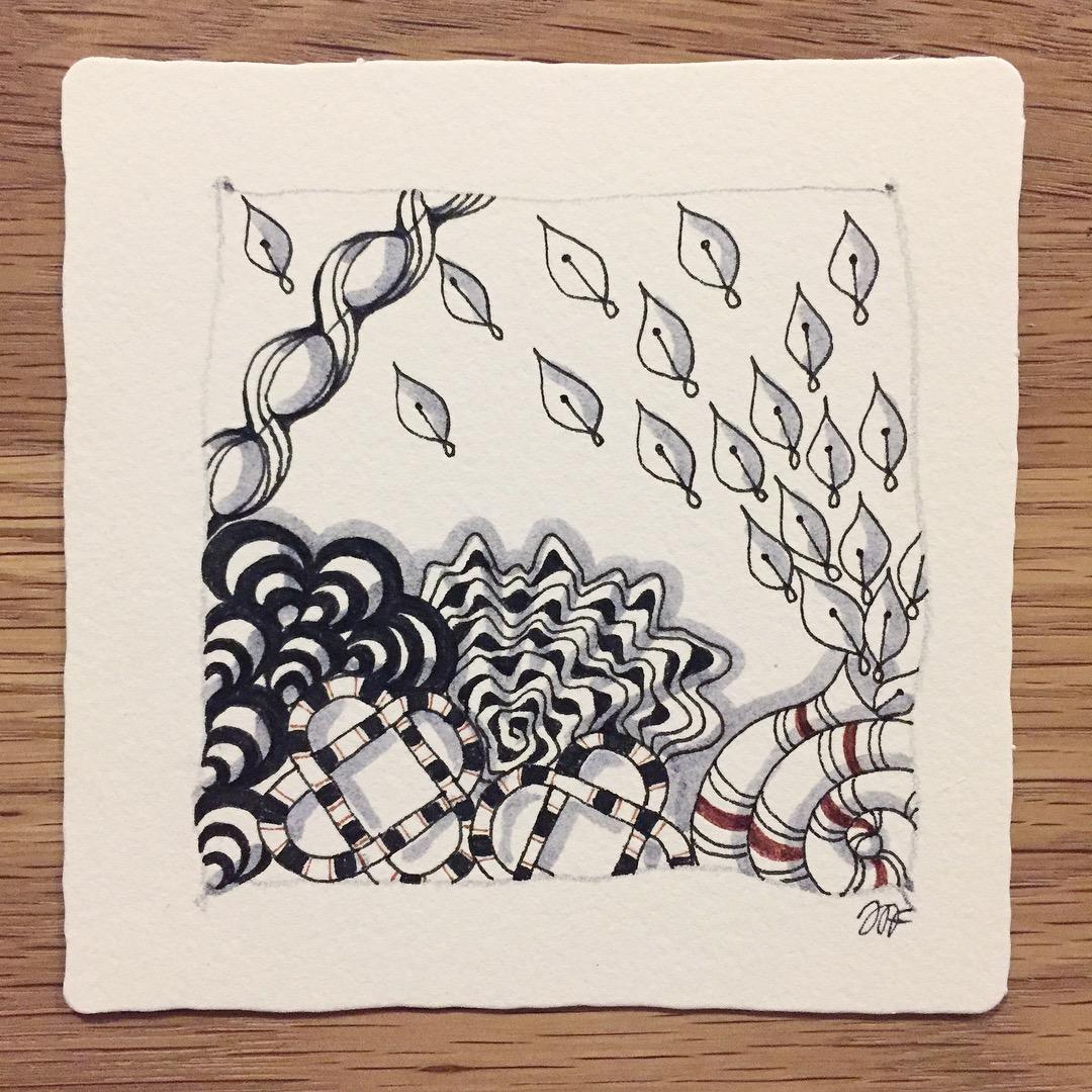 2017 ArtsAmuse TanglePod Episode 16 - Inspiration